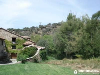 Cañones del Río Cega y  Santa Águeda  – Pedraza;accesorios para senderismo excursiones en cuenc